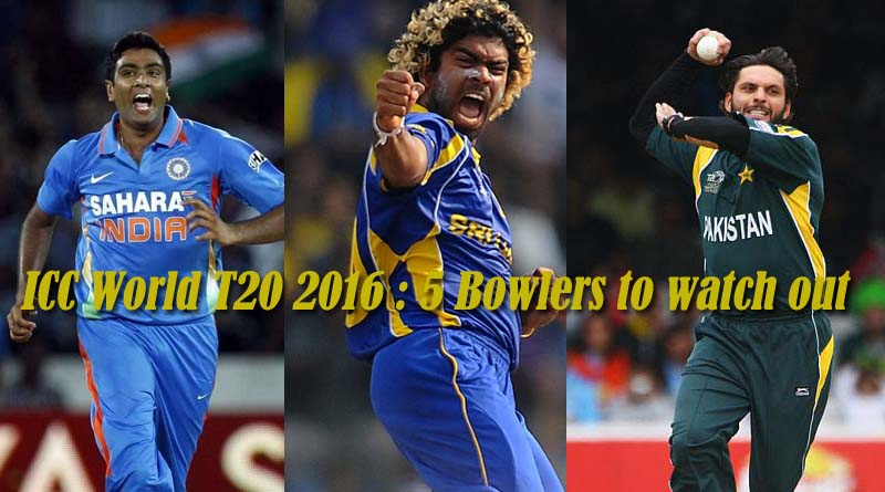 ICC World T20 2016 5 Bowlers to watch out