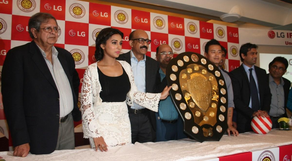 LG partners IFA for LG IFA Shield U-19 Tournament 2015-2016