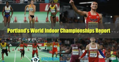 World Indoor Championships