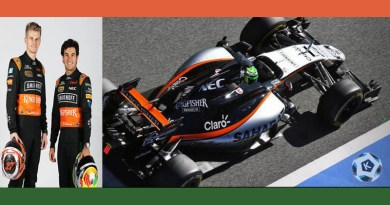 force india cover