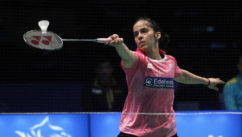 2016 Badminton Asian Tourney: Saina Storms into Semis Sindhu Srikanth Make Early Exit