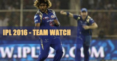 IPL 2016 - Team Watch