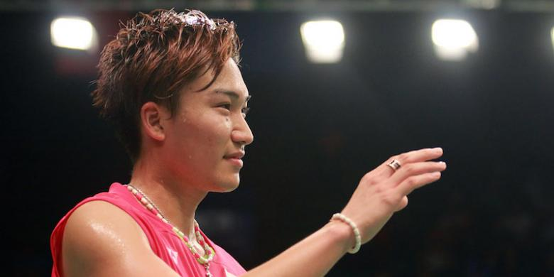 Rio Olympic Update: Kento Momota Out of Badminton