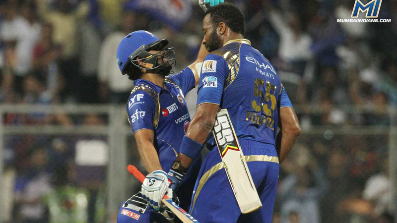 Mumbai Indians on the Verge of Repeating History as 2016 IPL Reaches the Halfway Mark