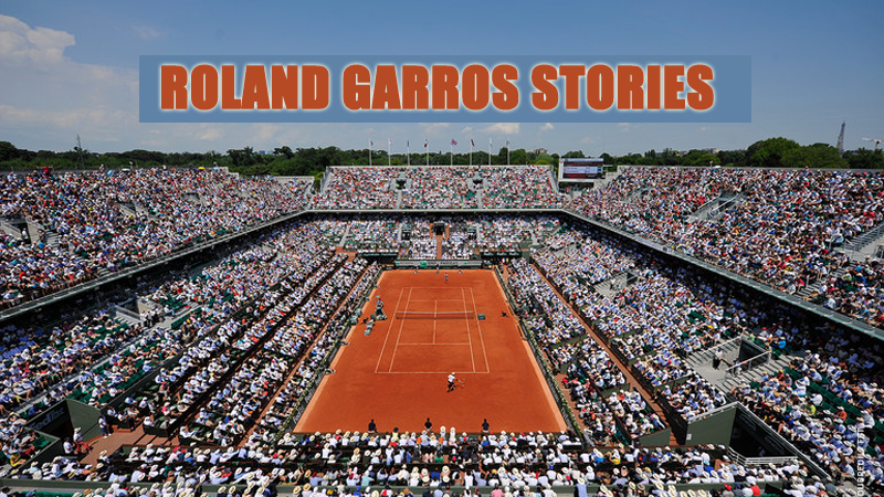 Roland Garros Stories on Enhanced Prize Money Ball Kids Andre Agassi and Rafael Nadal