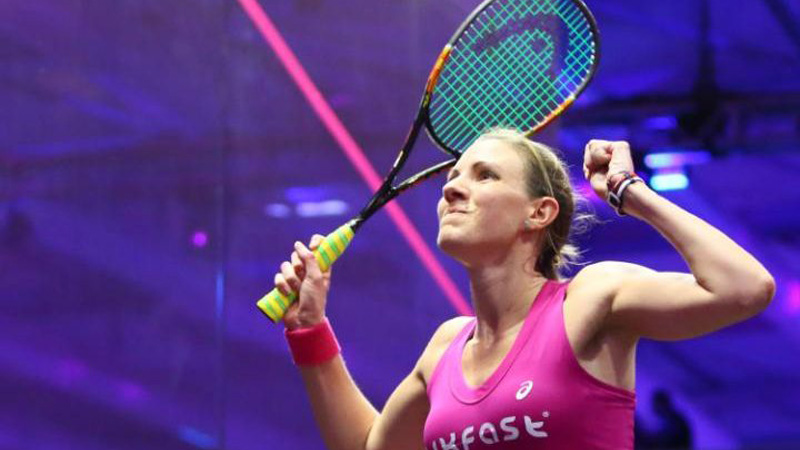 Massaro & Gaultier Are New Champions of 2016 Dubai World-Series Squash Tournament