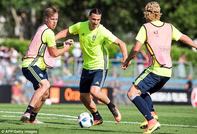 sweden Euro 2016