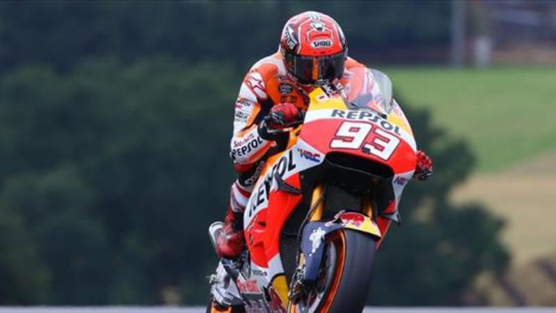 Magical Marc Marquez Makes Miraculous Recovery to Win German MotoGP at Sachsenring