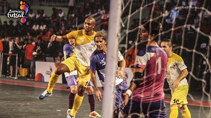 Premier Futsal - Goa vs Bengaluru, It's Ronaldinho Magic