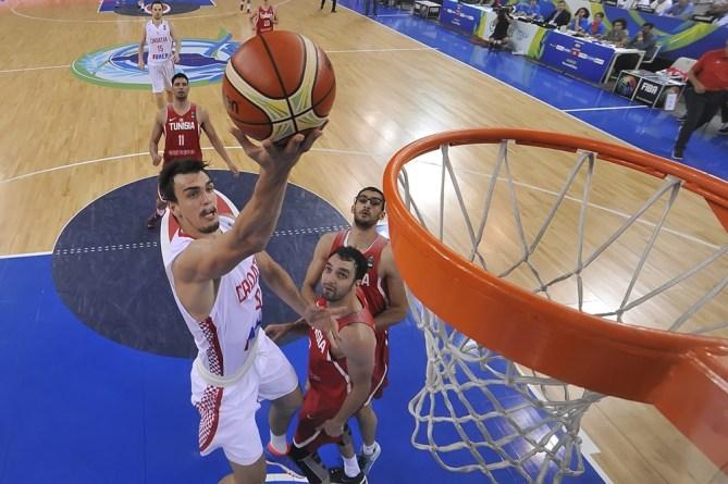 Rio Olympic Basketball 2016