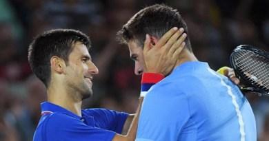 Djokovic Cries