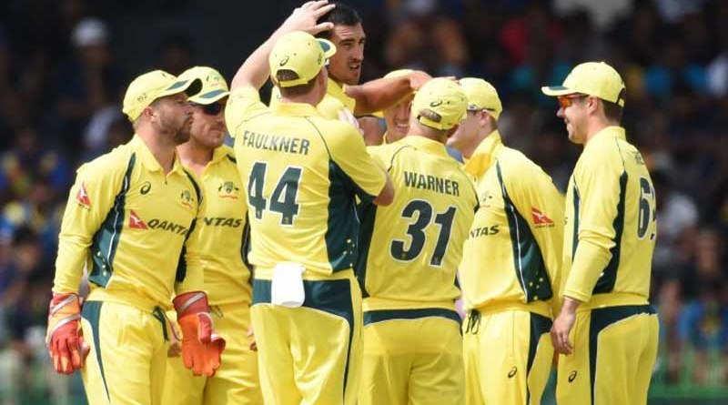 Finch,Smith takes Australia home win in a low scoring thriller