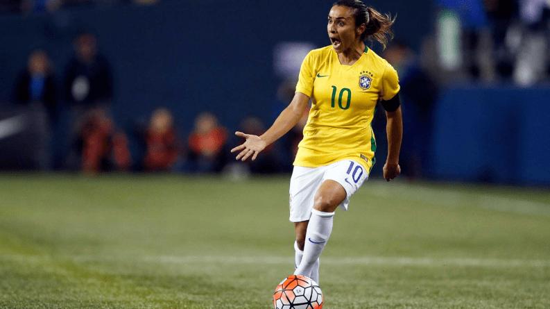 Brazil women Rio Football