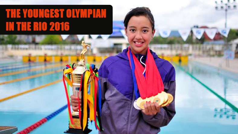 Gaurika Singh Meet the Youngest Olympian in the Rio 2016