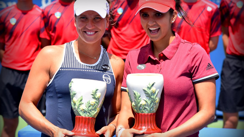 Cincinnati Masters: Sania Mirza becomes sole world No 1 in women's doubles rankings
