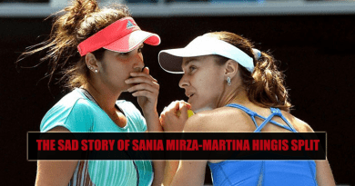 The Sad Story of Sania Mirza-Martina Hingis Split