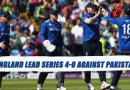 Stokes & Bairstow makes it 4-0 against Pakistan