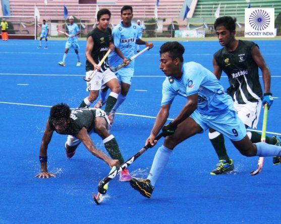 Hockey Victory for India