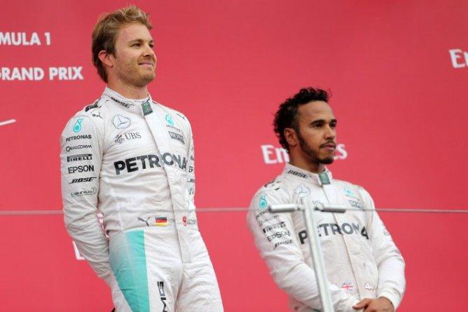 Nico Rosberg record