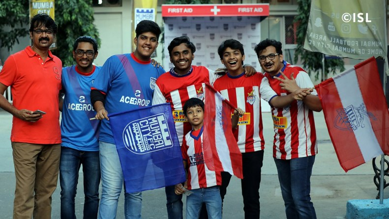 Mumbai City FC Against Atletico de Kolkata