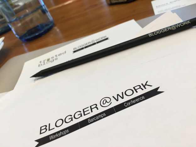 Blogger-Workshop