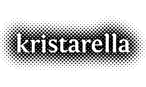 final halftone text