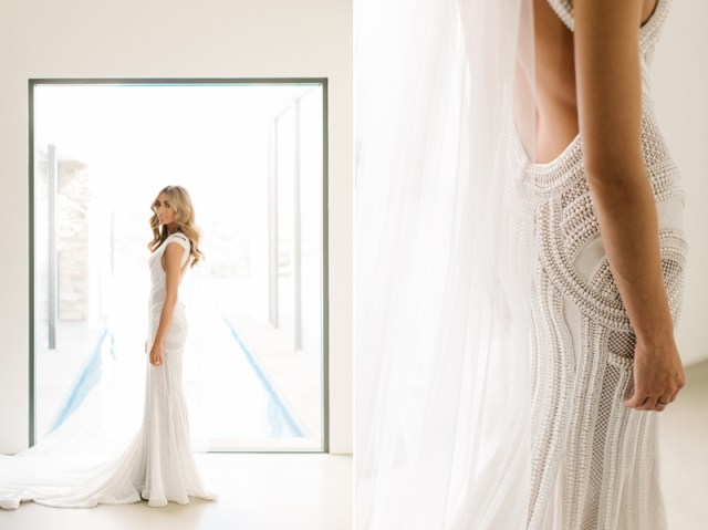 Nadia Coppolino JAton wedding dress