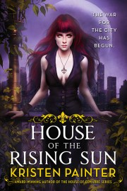 urban fantasy, new orleans, kristen painter, paranormal romance