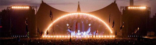 Roskilde Festival Ud Over Scenekanten