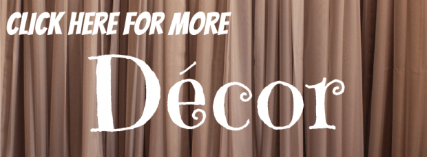 More Decor Banner