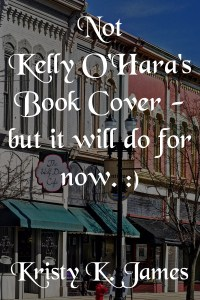 Kelly's book cover placeholder