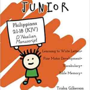 Write Through the Bible Junior, by Trisha Gilkerson