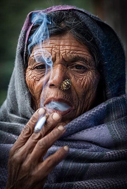 Magar-Tribe,-Nepal,-Himalaya-Matjaz-Krivic