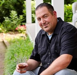 Chef Troy Gagliardo Photo by Richard Rudisill