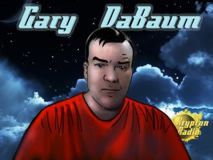 Gary DaBaum, Krypton Radio's first live DJ!