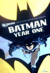 Batman Year One 2011 Hollywood Movie Poster