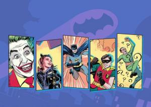 Photo courtesy of DC Comics