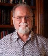 "Science fiction writer Larry Niven. Photo credit: Marilyn   Joyce ""Fuzzy Pink"" Niven"
