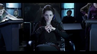 Adrienne Wilkinson as Capt. Alexxa Singh of the starship Icarus, 'Star Trek: Renegades'.