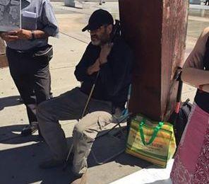 أسامة بن مسعود يعلن دخوله في إضراب عن الطعام تضامنا مع الصحفي علي المرابط