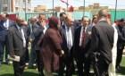 عامل الإقليم يشرف رفقة رئيس المجلس البلدي على تدشين عدد من المنشئات بالمدينة