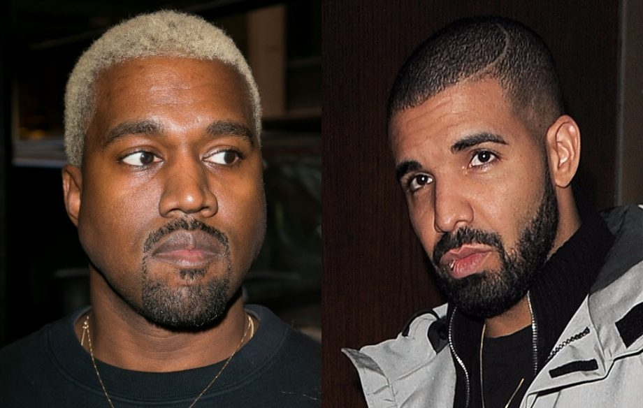 Watch Kanye West address rumoured Drake beef   NME Credit  Getty