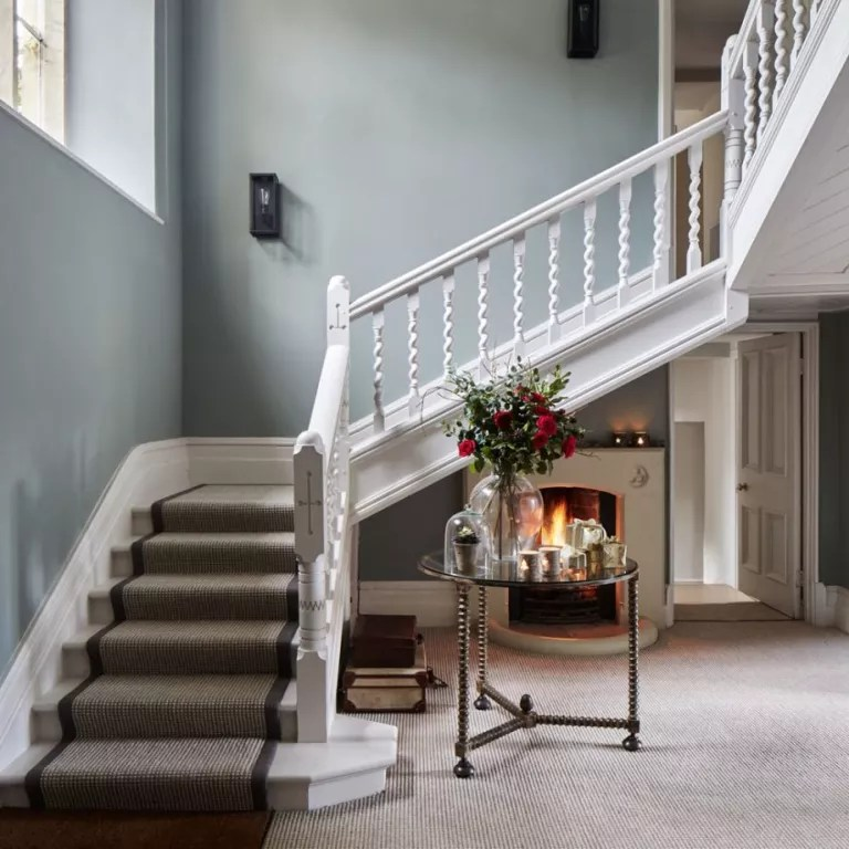 Upscale How To Choose Buy A Staircase How To Buy A Staircase Home Standard Hallway Width Meters Ada Standard Hallway Width houzz 01 Standard Hallway Width