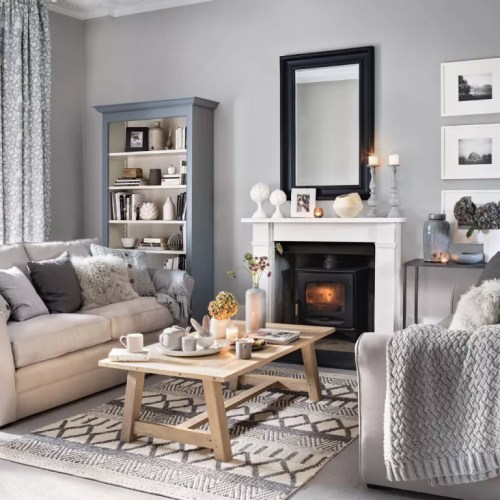 Salient Introduce Plenty Texture Grey Living Room Ideas Home Living Room Interior Design Photo Gallery Living Room Interior Design Photos Pattern