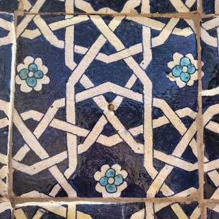 Usbekistan kscheib Kachel 23