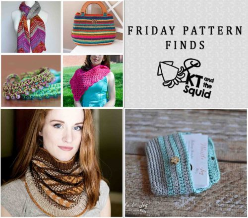 Friday Pattern Finds 4/29/16   KT and the Squid