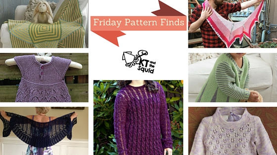 Friday Pattern Finds Cascade Cherub | KT and the Squid