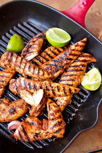 Paprika Lime Chicken