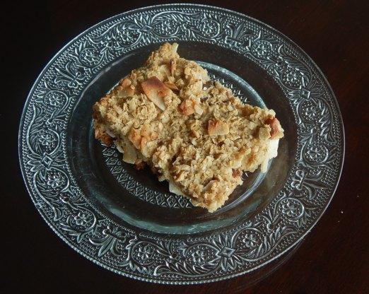 Oatmeal Snack Bar Single