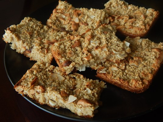 Oatmeal Snack Bars 2